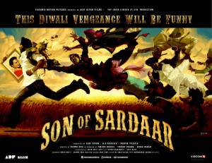 Son of Sardaar Movie online